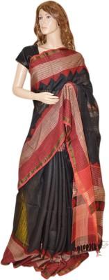 Exin Fashion Self Design Fashion Cotton Sari