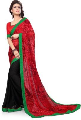 Rajesh Silk Mills Printed Fashion Georgette Sari