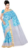Moon Sarees Printed Daily Wear Handloom ...