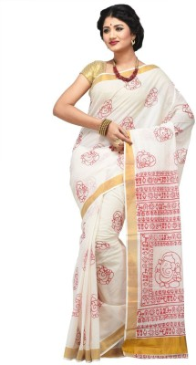 Keigan Plain That Cotton Sari
