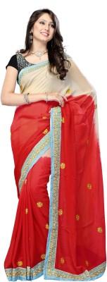 Nakhrali Designer Saree Embriodered Bollywood Viscose Sari