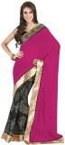 Bhavi Printed Fashion Georgette Saree (P...