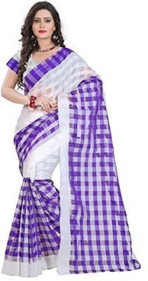 Alankar Creations Printed Fashion Cotton Sari