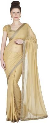 Designersareez Embriodered Fashion Lycra Sari
