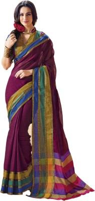 Miraan Woven Chettinadu Cotton Sari