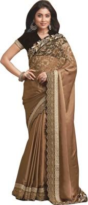 Laxmipati Embriodered Bollywood Net Sari
