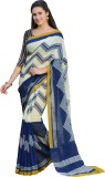 Parisha Printed Fashion Polycotton Saree...
