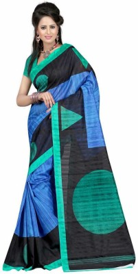 Reena Creation Self Design Bhagalpuri Cotton Sari