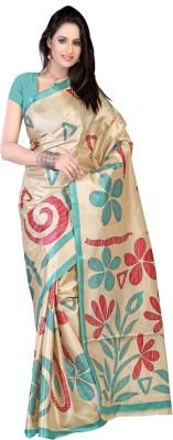 Shree Sainath Creation Printed Bollywood Art Silk Sari
