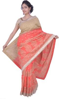 Thakurani Self Design Fashion Handloom Silk Sari