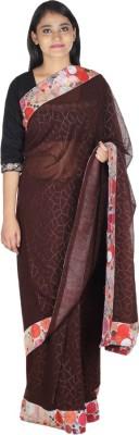 Saree Street Printed Fashion Georgette Sari