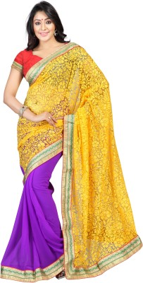 Florence Embriodered Fashion Brasso Sari