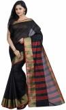 FastColors Striped Bhagalpuri Silk Cotto...