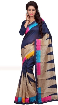 Kiran Saree Self Design Bollywood Art Silk Sari