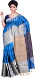 Ritoja Self Design Phulia Handloom Silk ...