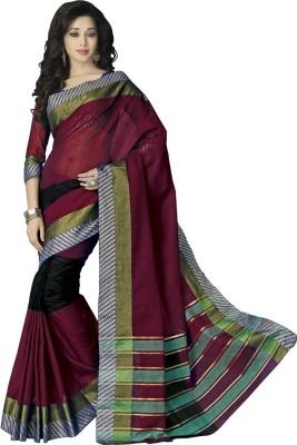 Preet Creations Digital Prints Fashion Cotton Sari