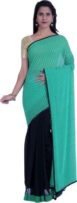 Sampradaaya Printed Fashion Georgette Sari
