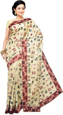 Sangam Kolkata Embriodered Fashion Art Silk Sari