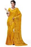 Rajshrifashions Embroidered Lugade Tussa...