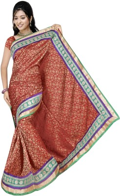 Kushbo Self Design Daily Wear Georgette Sari