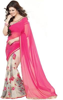 Nena Fashion Printed Bollywood Handloom Lace Sari