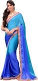 Aarti Embriodered Fashion Satin Sari