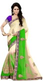 Viha Embroidered Fashion Georgette Saree...