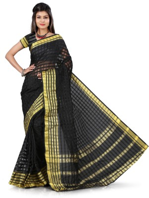 Azara Lifestyle Embellished Madurai Cotton Sari