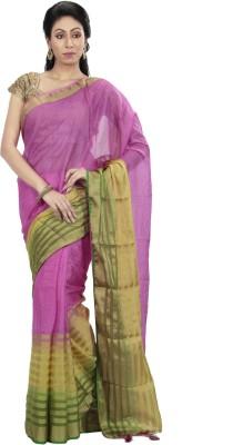 Ambition Woven Fashion Net Sari