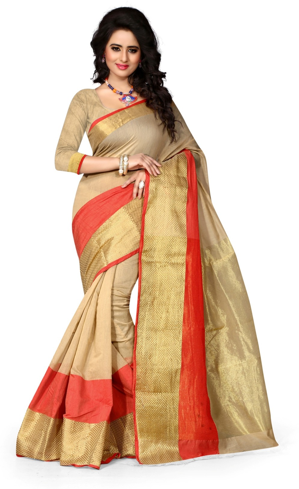Flipkart - Festive Collection Sarees, Fabrics...