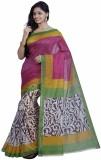 FastColors Embellished Bhagalpuri Art Si...