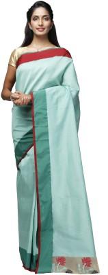 Shloka Woven Banarasi Handloom Organza Sari