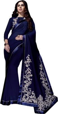 Roop Kashish Embriodered Bollywood Georgette Sari