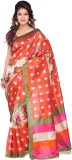 Luxuria Printed Daily Wear Art Silk Sare...