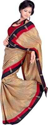 Maharaja Fashion Printed Mysore Art Silk Sari