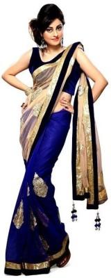 Jay Belnath Creation Embriodered Fashion Net Sari