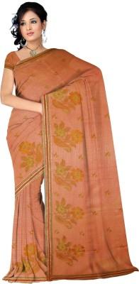 Kothari Saree Checkered Banarasi Cotton Sari