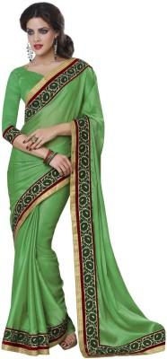 DesiButik Embellished Fashion Chiffon Sari