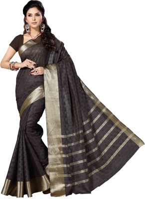 Rani Saahiba Self Design Fashion Art Silk Sari