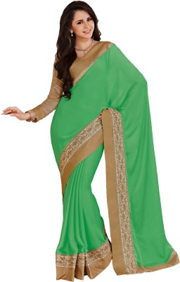 Subhash Sarees Self Design Daily Wear Chiffon Sari