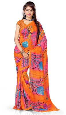 Aashita Printed Fashion Georgette Sari