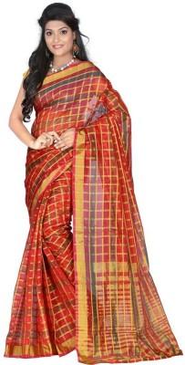 Youth Mantra Printed Bollywood Art Silk Sari