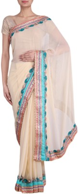 SK Sarees Self Design Fashion Shimmer Fabric Sari
