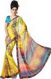 Pagli Printed Daily Wear Georgette Saree...