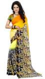 Heena Printed Bollywood Georgette Saree ...