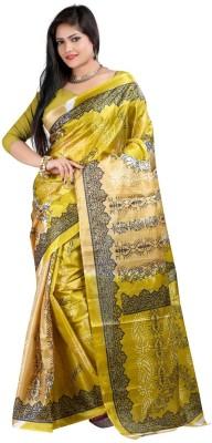 Kajal Sarees Self Design Fashion Art Silk Sari