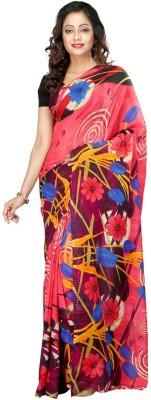 Hawai Printed Fashion Georgette Sari
