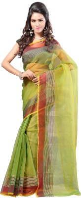 Hamsini Self Design Bollywood Tissue Sari