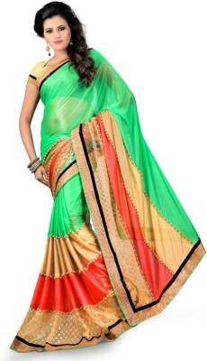 Style Sensus Self Design Fashion Lycra Sari