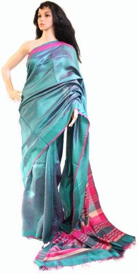 Anukriti Solid Bhagalpuri Silk Sari